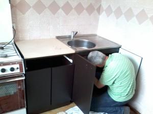 Складання кухні