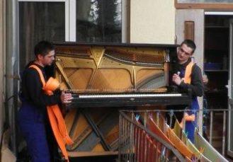 перевезення піаніно, роялю - Український Богатир