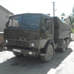 Вантажні перевезення КАМАЗ