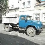 Вантажні перевезення ЗІЛ
