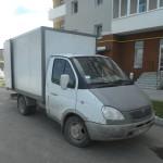 Вантажні перевезення ГАЗЕЛЬ