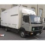 Вантажні перевезення MERCEDES ATEGO 5 т