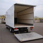 Вантажні перевезення MERCEDES гідроборт 5 т