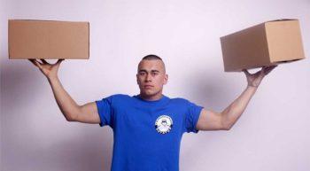 Шукаю роботу вантажником - Український Богатир