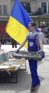 Вантажники у Львові