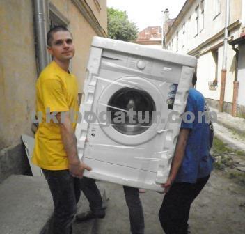 Перевезти квартиру - Український Богатир