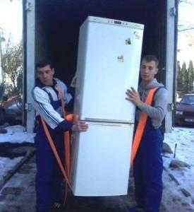 Перенесення морозильної камери