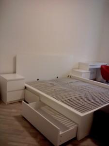 Збірка ліжка Ікеа