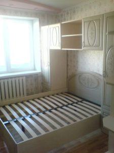 сборка ліжка