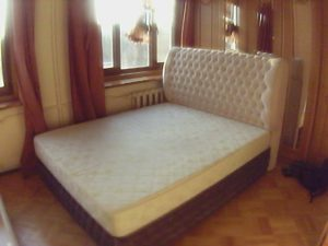 збірка ліжка з механізмом
