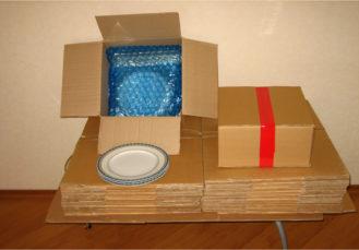 пакування скла