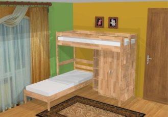 ліжко-горище