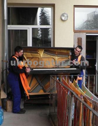 Перевозка грузов Львов - Украинский Богатырь