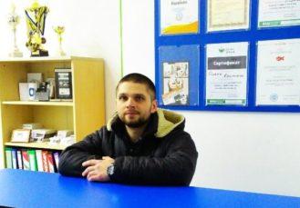 директор Українського Богатиря