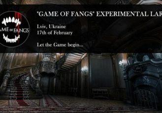 Game of fangs experimental larp - Український Богатир