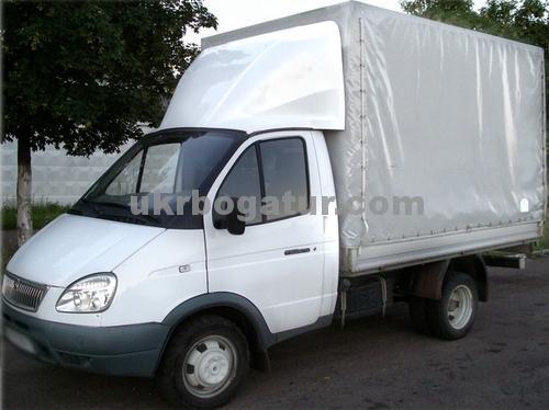 Такси грузовое Львов - Украинский Богатырь