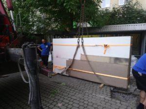 такелажні роботи Львів