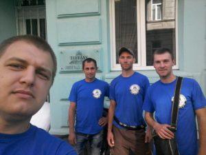 переезд офиса в Одессе