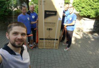 лучший день для организации переезда - Украинский Богатырь