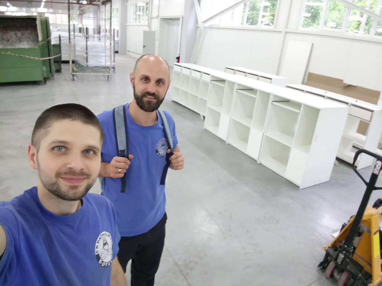 Перевірка меблів на наявність гризунів і комах - Український Богатир