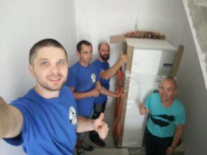 як правильно перевозити холодильник - Український Богатир