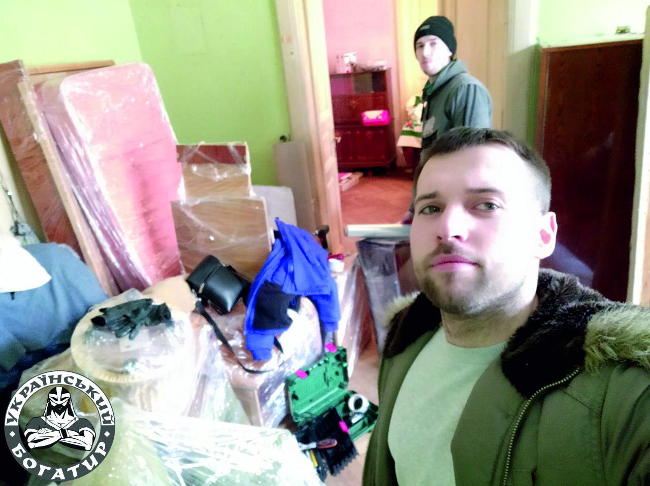 мелкие грузовые перевозки - Украинский Богатырь