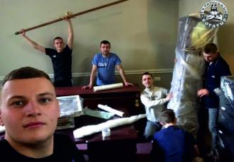 меблеві перевезення - Український Богатир