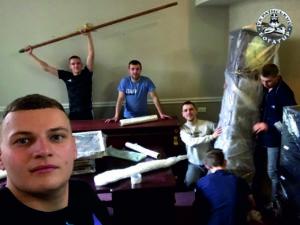 Мебельные перевозки - Украинский Богатырь
