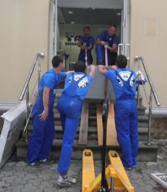 перевезення пекарні - Український Богатир