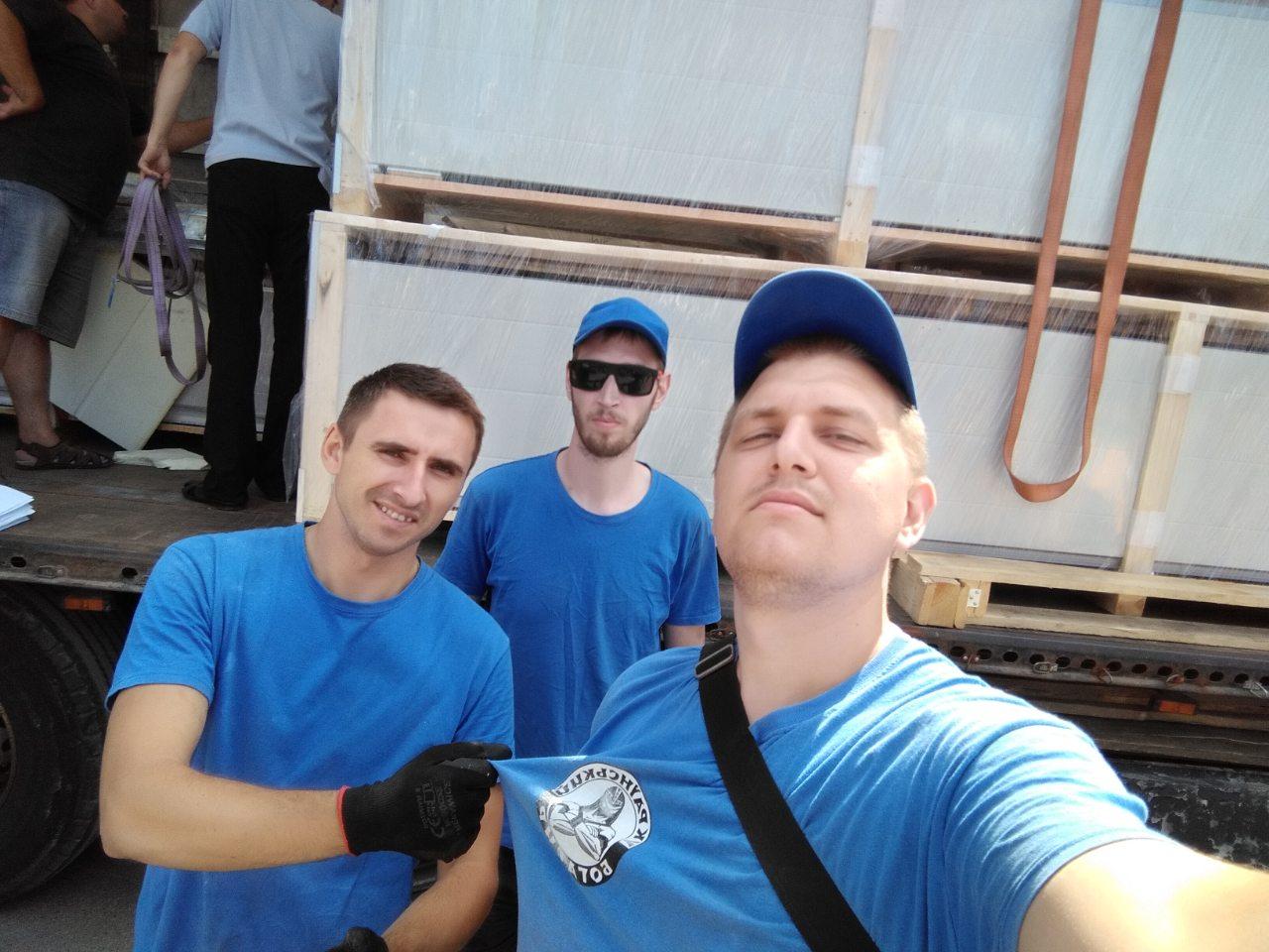 демонтаж и вывоз мебели - Украинский Богатырь